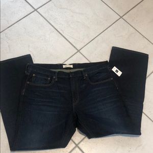 Gap men blue jeans